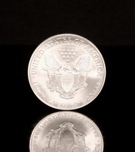 Silver coins can secure financial future