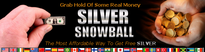 Silver Snowball: It's the best way to earn free silver coins