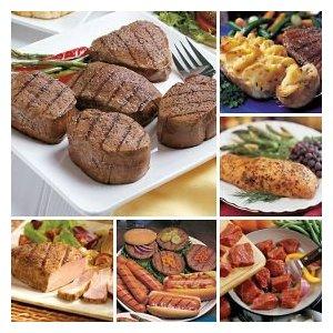 Steak by mail variety