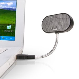 JLap USB speakers for laptop computers