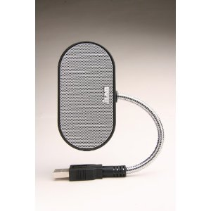 JLab USB speakers for laptop computer by itself
