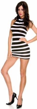 Venus Clothing - Zebra bodysuit