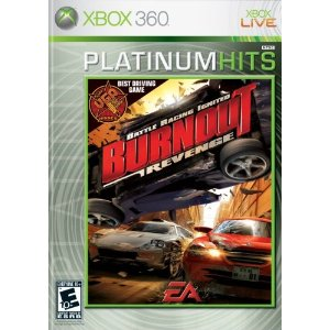 Car racing games for boys - Burnout Revenge