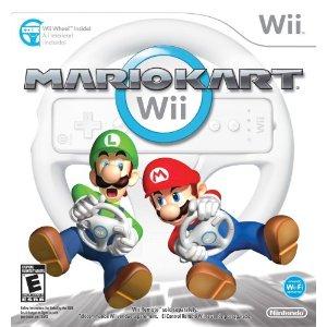 Car racing games for boys - Mario Kart