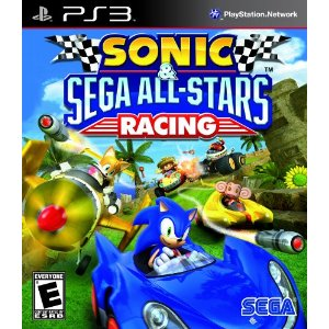 Car racing games for boys - Sonic Sega All Stars Racing